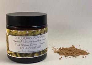 High purity organic Fucoidan powder 50g