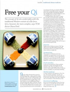 Free your Qi