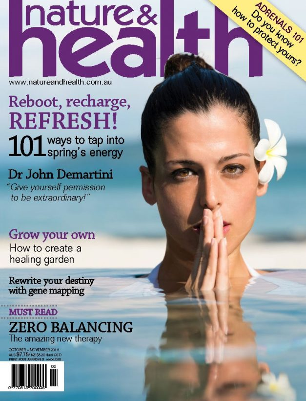 Face Reading - Nature & Health Magazine